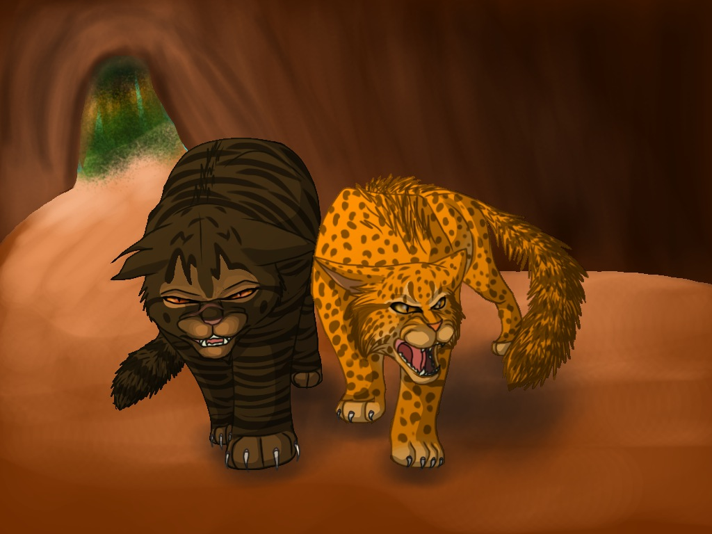 Leopards and Tigers and Clans, oh my!